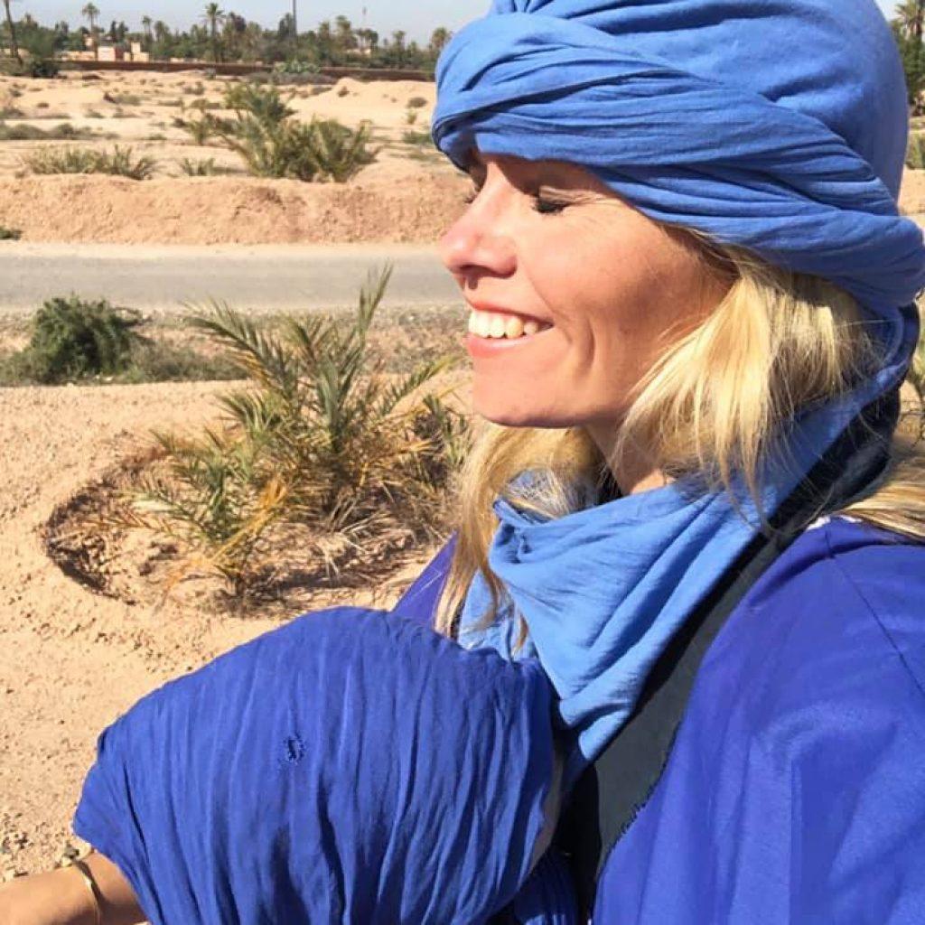 kameel-gelukkig